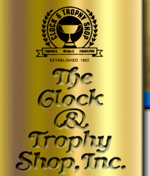 The Clock & Trophy Shop,Inc.